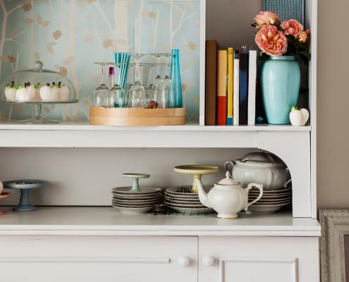 Stylish interior decor - Starboard Apartments, Juanita Beach, Kirkland, Washington 98034