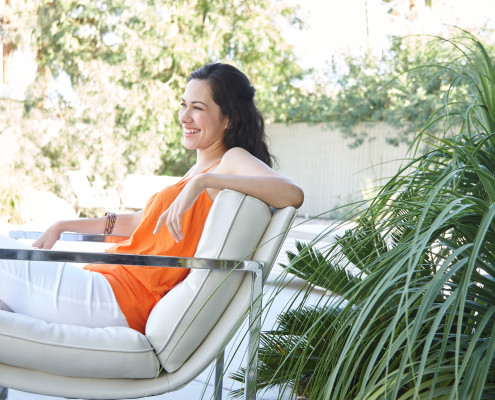 Enjoy comfortable outdoor spaces - Starboard Apartments, Juanita Beach, Kirkland, Washington 98034